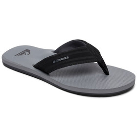 Quiksilver Island Oasis Men Sandals black/grey/grey